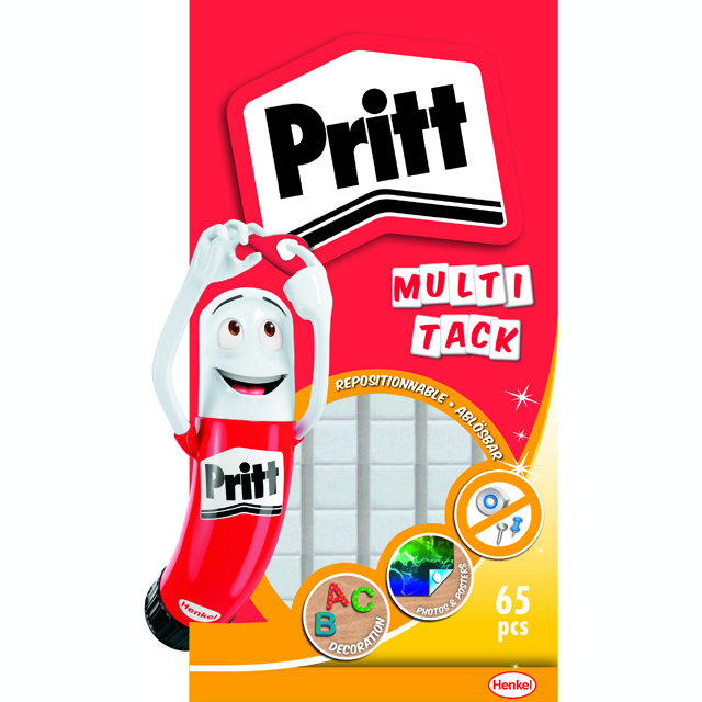 Pritt Multi Fix lepicí guma 65pcs