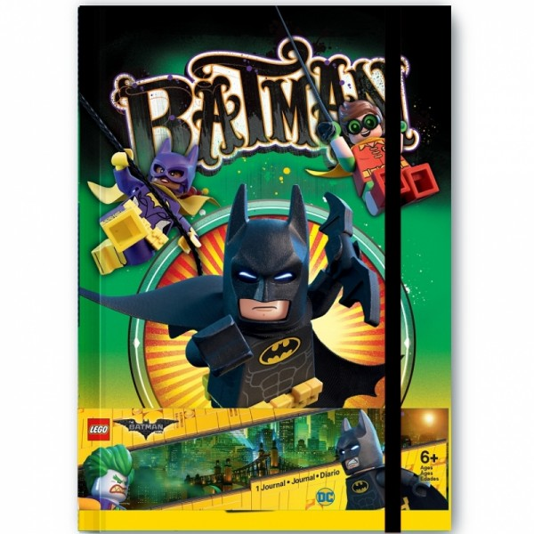 LEGO Batman Movie Diář (Batman)