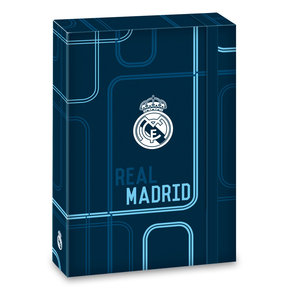 Ars Una Box na sešity Real Madrid blue 17 A4