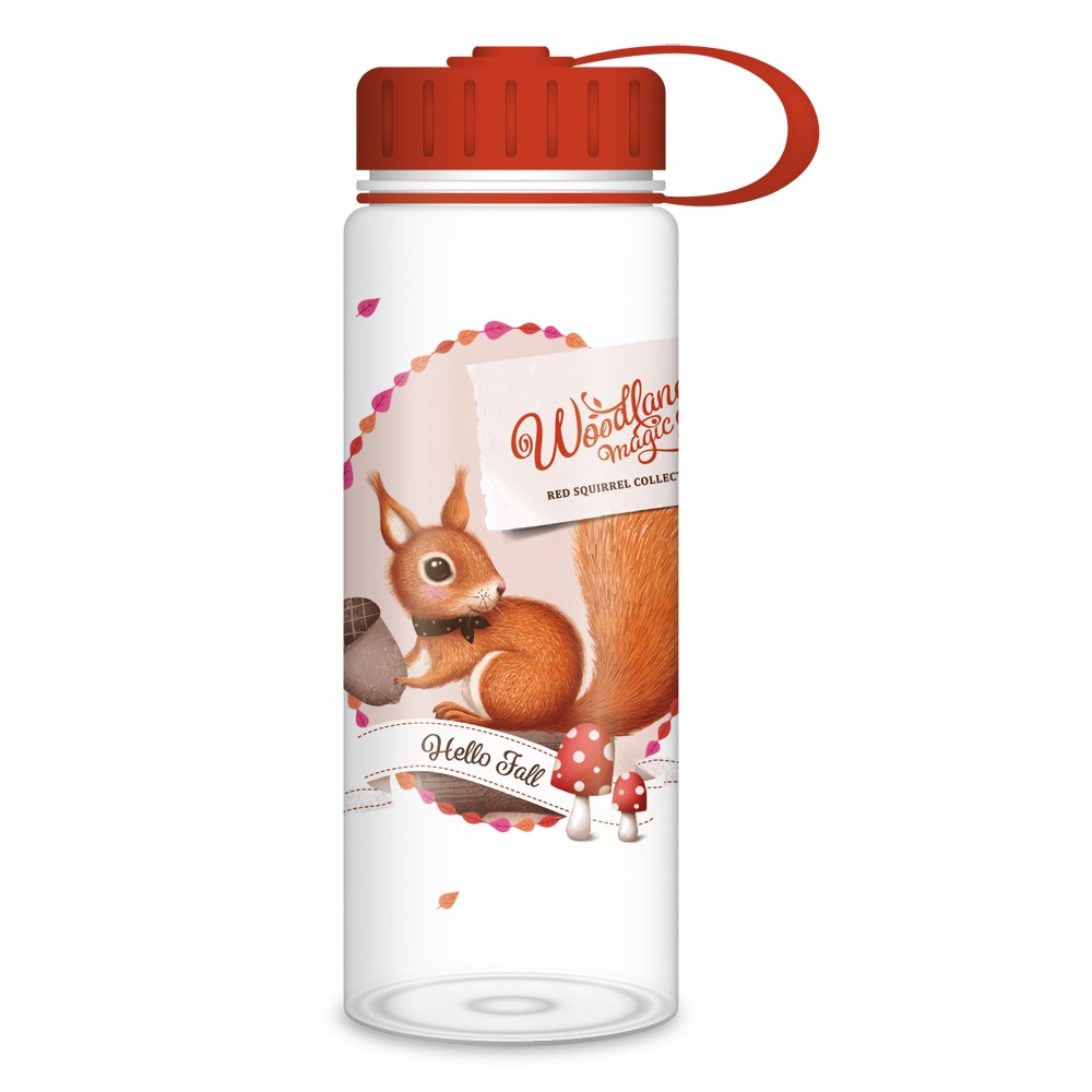 Ars Una Láhev na pití Veverka Woodland Magic 500ml