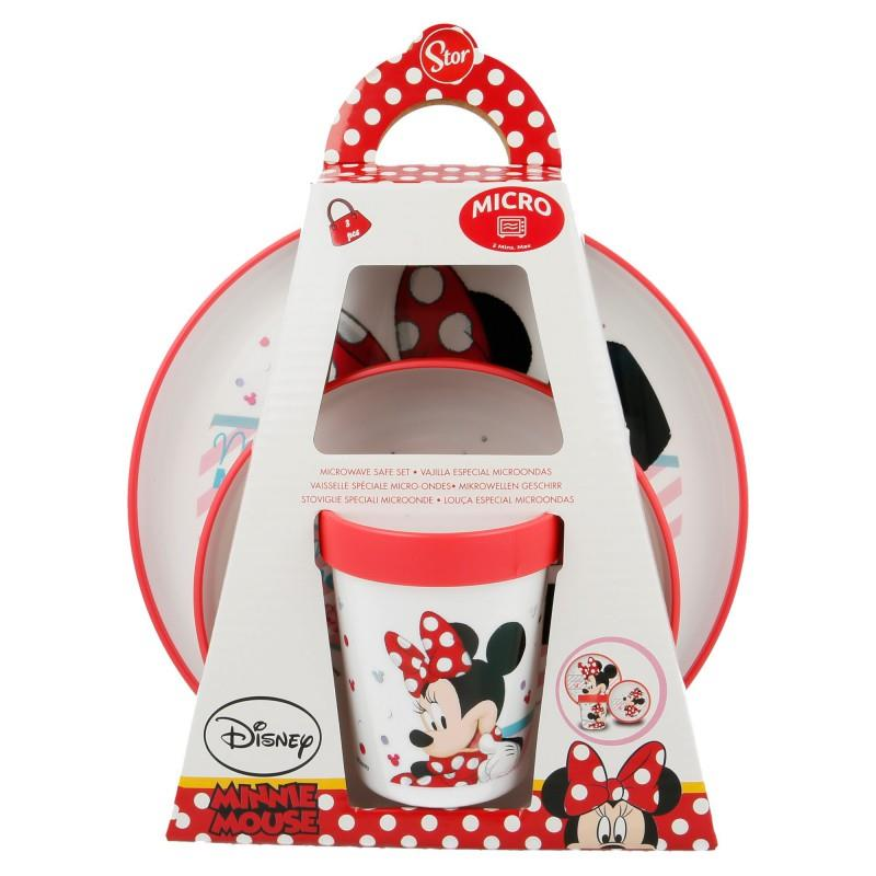Set nádobí BICOLOR PREMIUM  Minnie